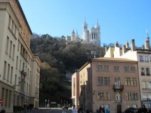 Notre Dame Fourvieren laella