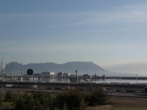 Gibraltar kaukaa
